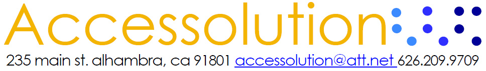 access solution logo